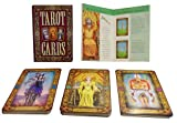 Jumbo Tarot Cards Deck and Psychic Read Book Set Collection Gift NEW SEALED Pack Fortune Telling