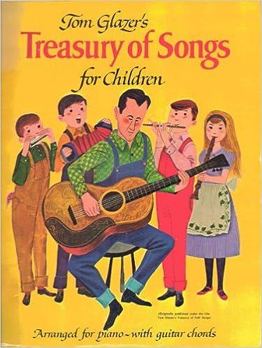 Tom Glazer's Treasury of Songs for Children