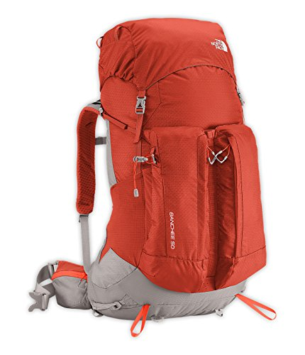 The North Face Banchee 50 Backpack - Women's Red Clay/Zion Orange Large/X-Large