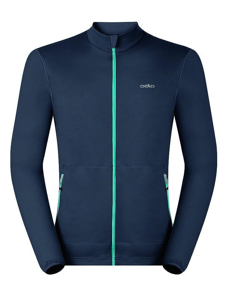 Odlo Herren Midlayer 1/2 Zip Alagna Pullover & Sweatshirts