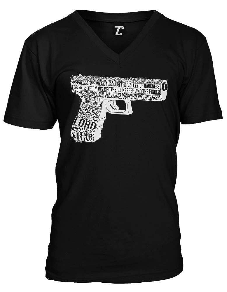 Ezekiel 25 17 Gun Movie Quote Unisex 3288 Shirts