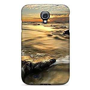 DustinHVance NRySgDJ7223isXPE Case For Galaxy S4 With Nice Water Flow Appearance