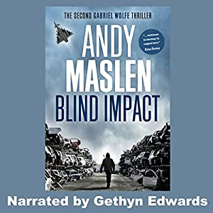 Blind Impact Audiobook