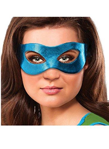 Rubie's Women's Ninja Turtles Leonardo Eye Mask, One Size ()