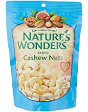 Nature's Wonder Baked Cashew Nuts, 200g
