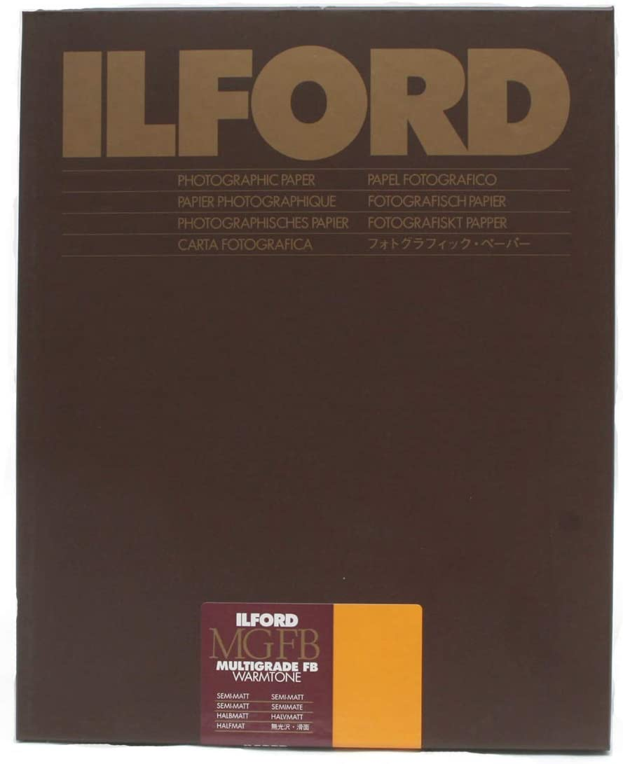 Ilford MGFB Classic Matte 8inx10in 100 Sheets