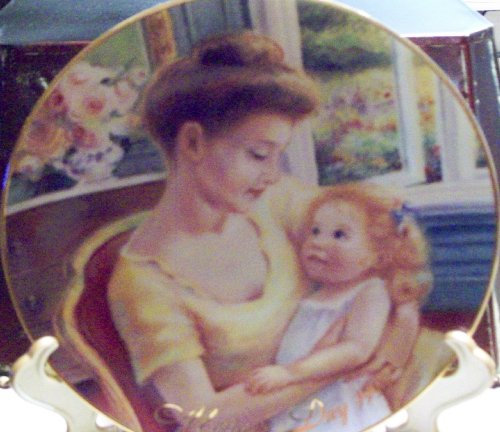 1995 Avon Mother's Day Collector Plate