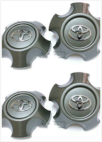 Brand NEW 4 Pieces Set 2008,2009,2010,2011 Toyota Land Cruiser Center