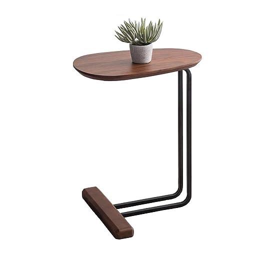 Amazon.com: Jcnfa-Tables Solid Wood Side Table Sofa Corner ...