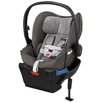 Amazon.com: Cybex Cloud Q Plus bebé asiento de coche con ...