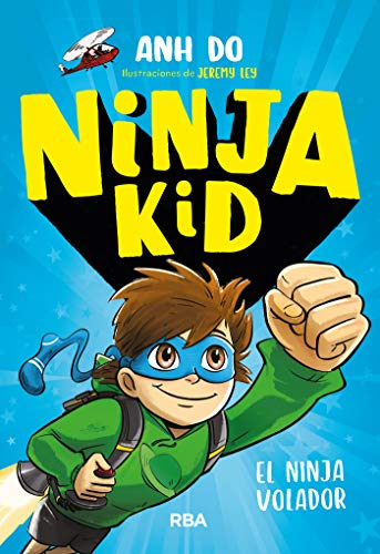 Amazon.com: Ninja Kid #2. El ninja volador (PEQUES) (Spanish ...