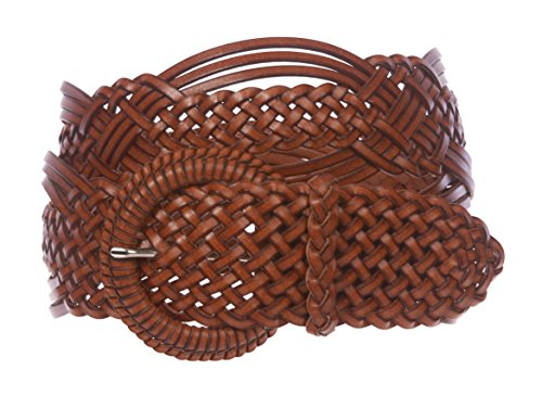 Round Covered Buckle Belt (2