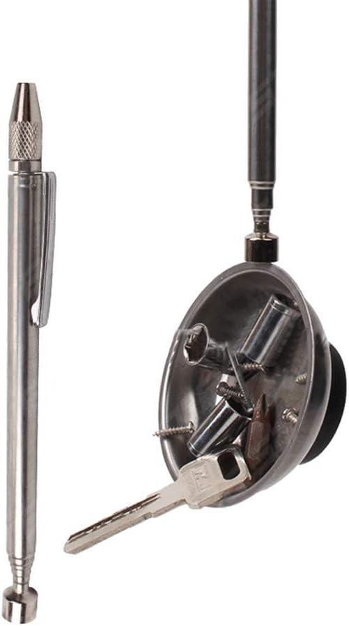 Aimant t/élescopique durable avec clip de poche.