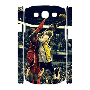 QSWHXN Paul George Customized Hard 3D Case For Samsung Galaxy S3 I9300