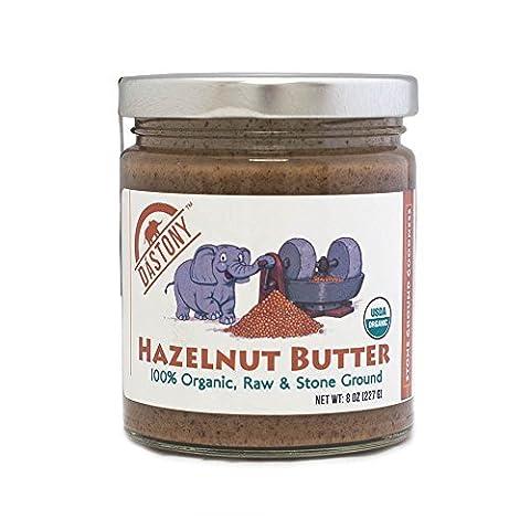 Dastony Organic Hazelnut Butter-8 oz (Burro Biologico Nocciola)