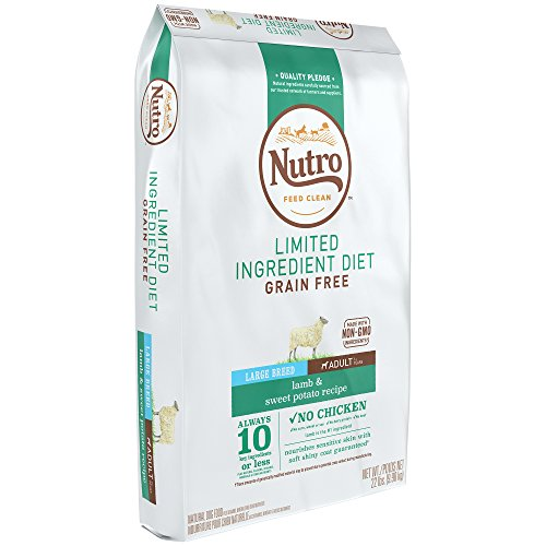 NUTRO Limited Ingredient Diet Natural Adult Dry Dog Food