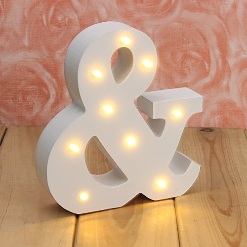 Wall Decor With Led Lights - 7