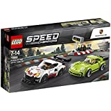 Lego Speed 75888 - Champions Porsche RSR e 911 Turbo 3.0