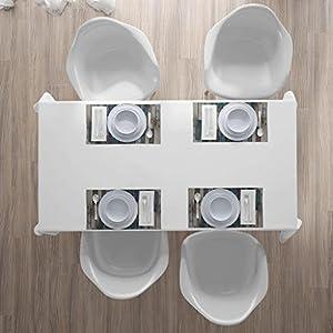 Lunarable Set of Four Placemats