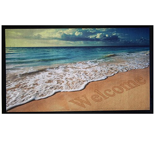 Collection Printed Welcome Beach Sunrise