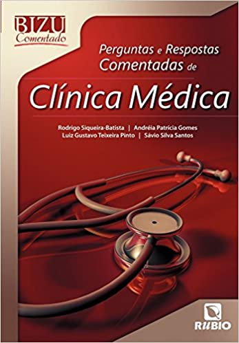 Book Perguntas E Respostas Comentadas De Clínica Médica (Em Portuguese do Brasil)