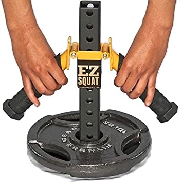 EZ SQUAT Plate load