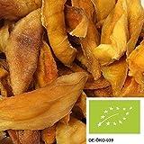 Mango bio 1kg, gustoso mango essicato, senza solfiti e senza aggiunta di zuccheri, da coltivazione biologica controllata