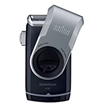 Braun M90 Mobile Shaver, 1 Count