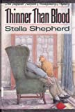 img - for Thinner Than Blood: An Insepctor Richard Montgomery Mystery book / textbook / text book