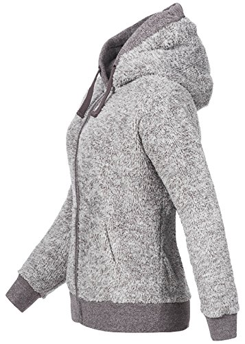 Sublevel Mujeres Ropa superior / Cárdigans Fleece Light Brown
