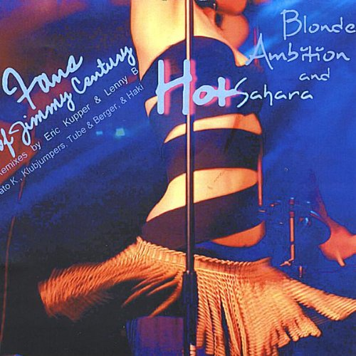 Blonde Ambition Red Temptation - Tube & Berger Radio Mix
