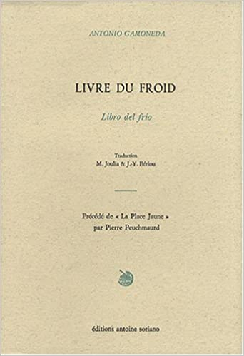 Amazon Fr Livre Du Froid Edition Bilingue Francais