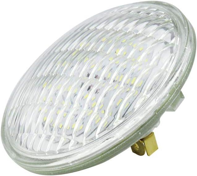 Luxvista PAR36 LED Landscape Bulb 9W AC//DC 12V AR111 G53 Spot Lighting Waterproof IP65 Flood Lamp 60W Halogen Equivalent for Off-Road Vehicles RV Vehicles Warm White 3000K 1-Pack Tractor