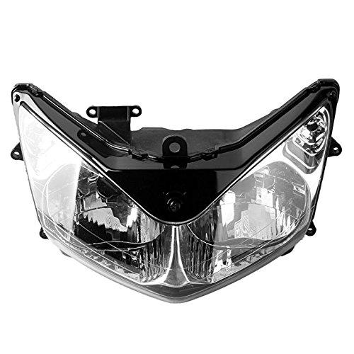 GZYF バイク用 ヘッドライト アセンブリ カウル 電球なし クリアレンズ 対応車種(ホンダ ST1300 01-11年) B01D1DMMCQ