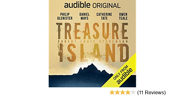 Amazon com: Treasure Island: An Audible Original Drama
