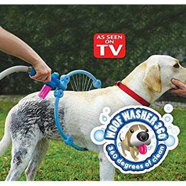 Woof Washer 360 by BulbHead – Perfect Dog Washing Station for Your Dog