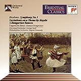 Brahms%3A Symphony No%2E 1 %2F Variation