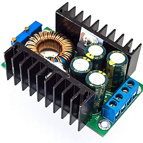 Inverters & Converters - Dc To 9a 250w Cc Cv Xl4016 Moule Constant Current Voltage 7v 32v 0.8 28v The Charging Module P00 - Converters Inverters Adapters Ac/dc