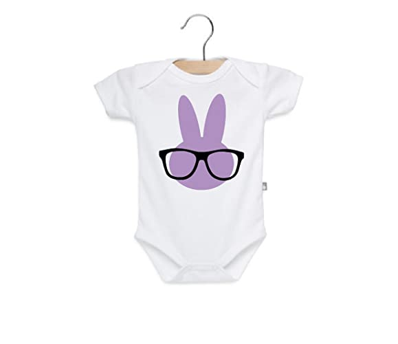 7cb614122 Hip Hop Bunny Baby Girl Easter Outfit My First Easter: Amazon.ca: Handmade