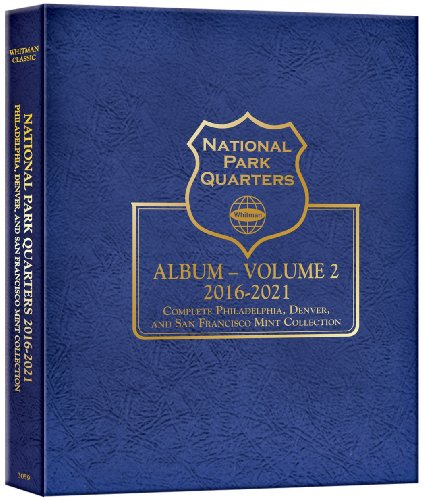 Banknotes National (National Park Quarter P&d&s Mint Vol II 2016-2021)