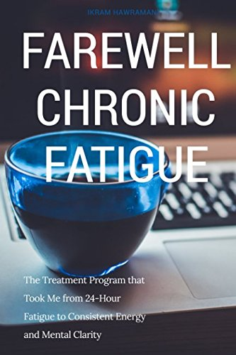 Farewell Chronic Fatigue Treatment Consistent product image