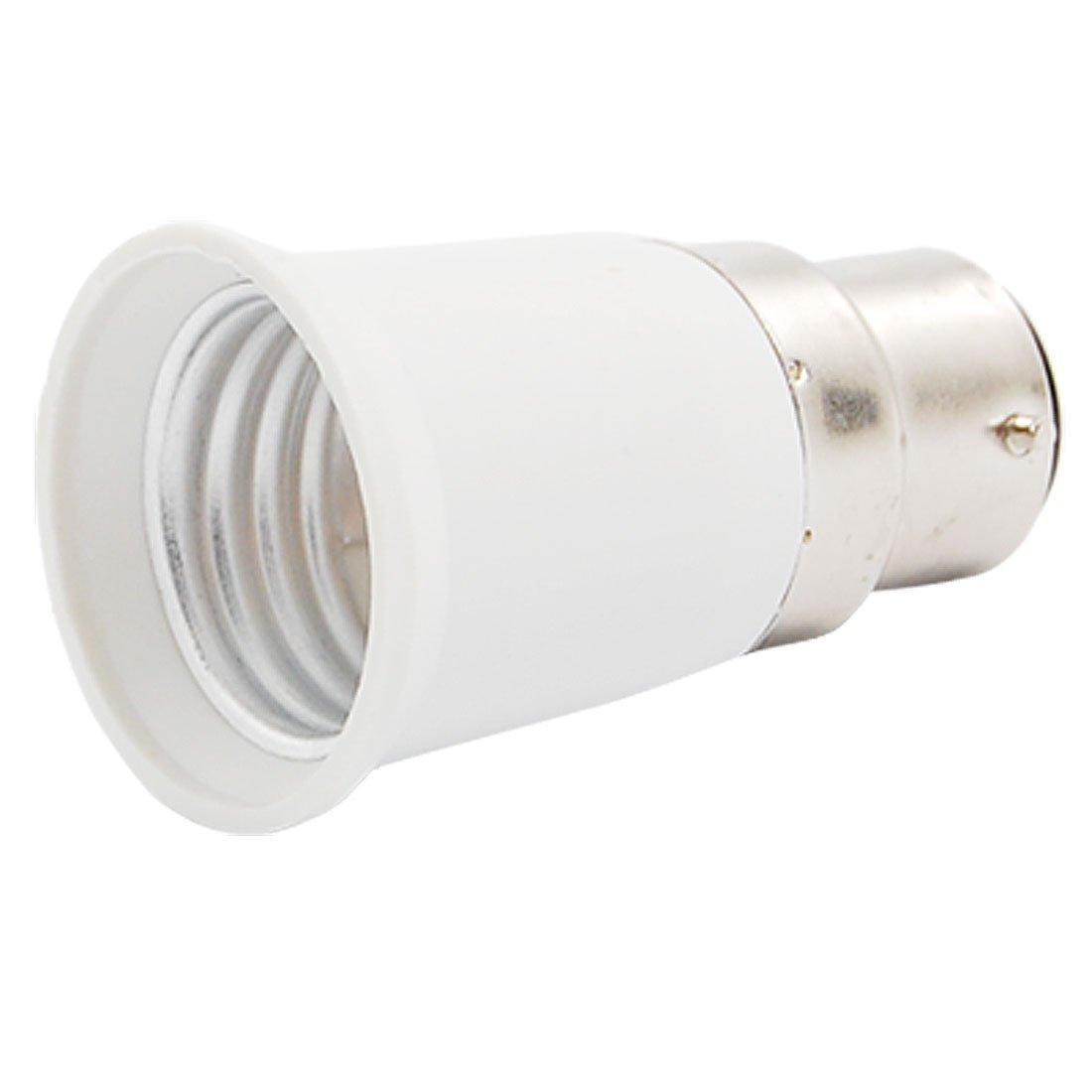 SODIAL(R) B22 vers E27 Adaptateur de la douille de l'ampoule de lampe