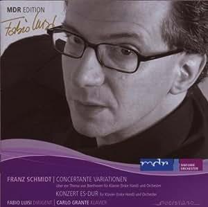 Piano Concerto/Concertante Variations