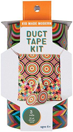 Kid Made Modern Duct Tape - Geometric Playset