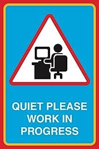Adaptable image with regard to printable quiet signs