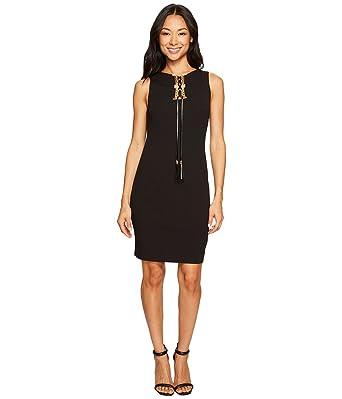Tahari Black Dresses
