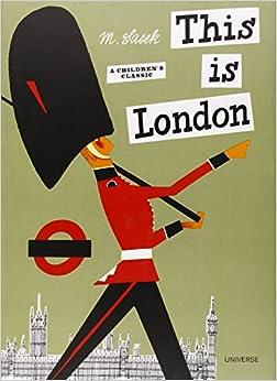 This is london book miroslav sasek