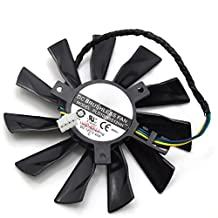 PLD10010S12HH 95MM 4Pin Cooler Fan For MSI Radeon GTX 770 760 R9 280X 290X 270X Graphics Video Card Cooling Fans