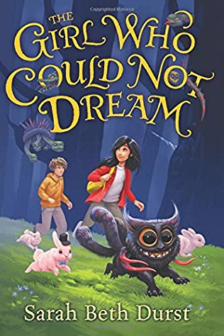 book cover of The Girl Who Could Not Dream