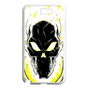 Tpu Fashionable Design Ghost Rider Rugged Case Cover For Samsung Galaxy Note 2 N7100 Case Cover ATR052213